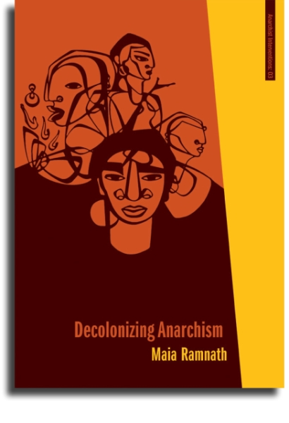 Decolonizing Anarchism cover
