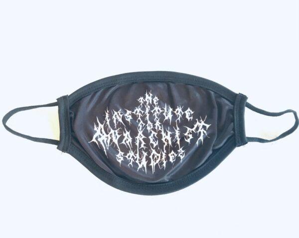 IAS metal logo mask